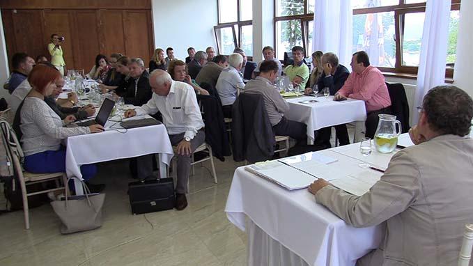 Na Domaši sa konalo pracovné stretnutie k akčnému plánu pre vranovský región